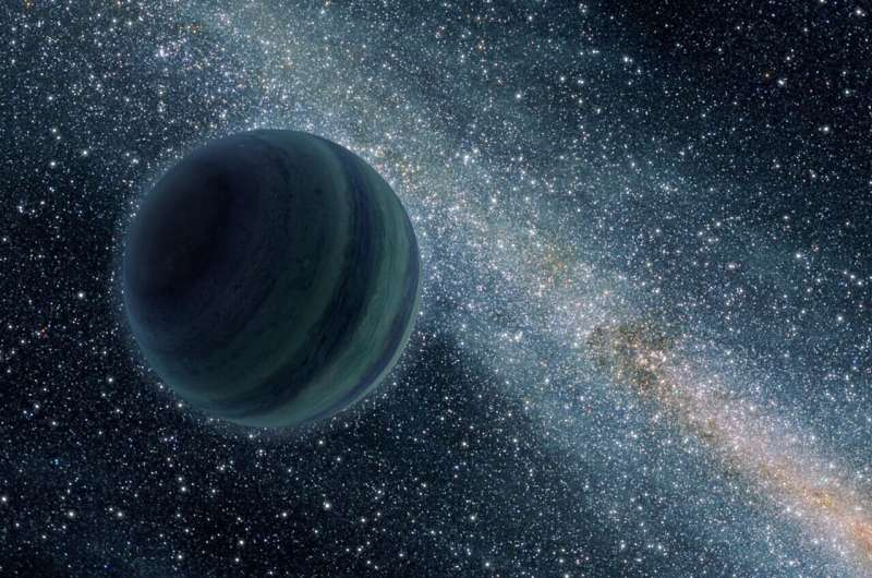 Cientista procura IA, objetivando encontrar massas de planetas flutuantes